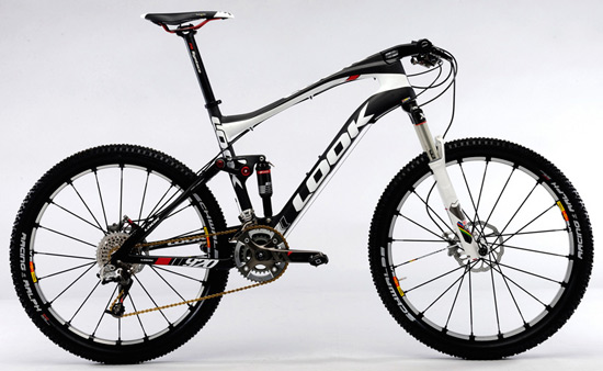 Look 920 Super-Mountain Bike Ready to Roll Safely & in Style | Modern Octopus