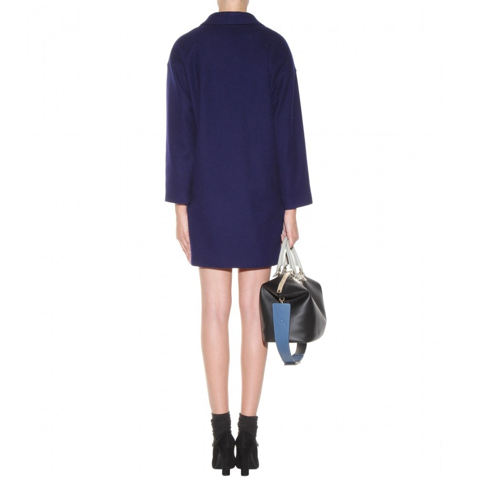 mytheresa.com - Wool-blend coat - A.P.C. - designers - Luxury Fashion for Women / Designer clothing, shoes, bags