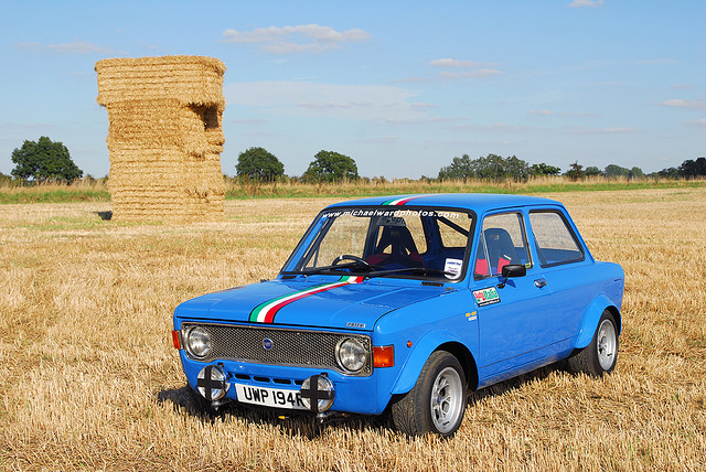 Flickriver: Photoset 'My Fiat 128 Rally, now sold.' by fiat124specialt