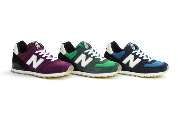 """Concepts x New Balance US574 """"Northern Lights"""" Pack"""