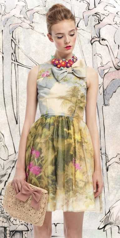 Red Valentino S/S 2013 | Inspiration for my personal style