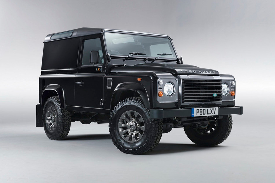 Land Rover Defender LXV Special Edition | Hypebeast