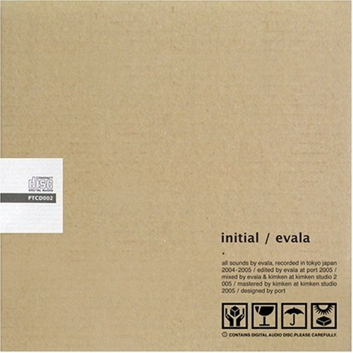 Amazon.co.jp: initial: evala: 音楽