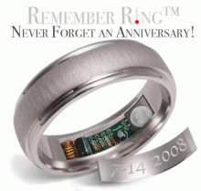 Men's Rings - Remember Rings - Buy Men's Ring's Online -Free Shipping - - Remember Rings- Never Forget an Anniversary!