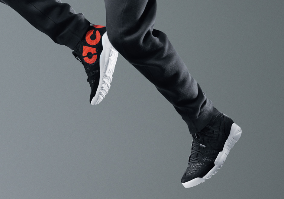 NikeLab ACG Unveils New Spring 2015 Collection Featuring Flyknit Chukka FSB - SneakerNews.com