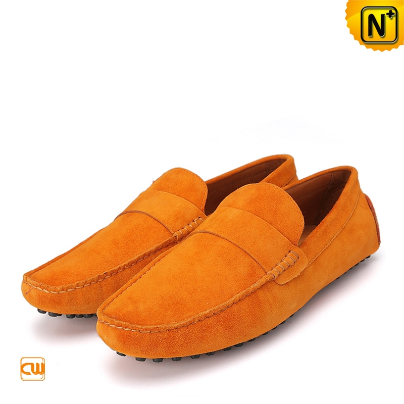 Mens Leather Tods Shoes CW713111 | CWMALLS