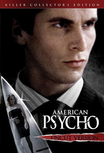 Amazon.com: American Psycho (Uncut Killer Collector's Edition): Christian Bale, Justin Theroux, Josh Lucas, Bill Sage, Chloë Sevigny, Reese Witherspoon, Samantha Mathis, Matt Ross, Jared Leto, Willem
