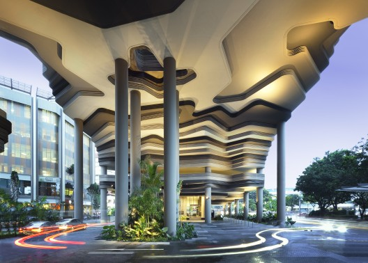 PARKROYAL on Pickering / WOHA PARKROYAL on Pickering / WOHA – ArchDaily