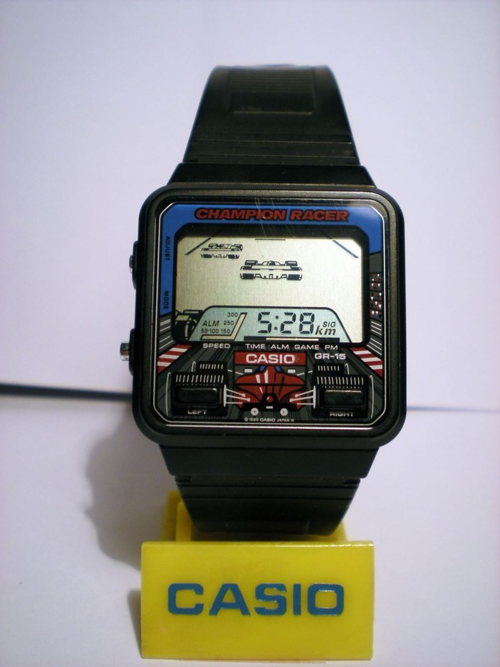 Casio: Game Melody CASIO GAME GR-15 GM-xx photos, videos and specifications | Watch Archive