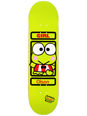 Girl Olson Sanrio OG Deck 8.375x31.75
