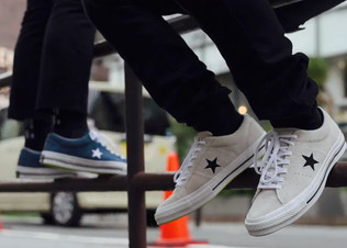 4a7df6b0be CONVERSE, fragment design : One Star '74 fragment design Collection ...