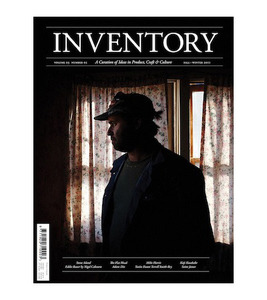 Inventory Stockroom ? INVENTORY Volume 03 Number 05<br>Mike Harris Cover