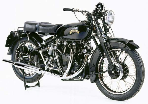 Win a Vincent Black Shadow.... - Pashnit Motorcycle Forum