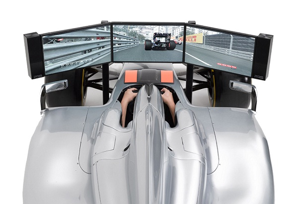 special others / F1 Driving Simulator by FMCG International