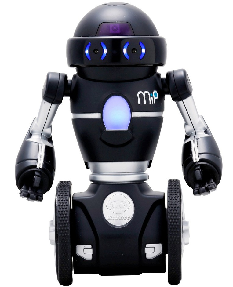 Amazon.co.jp: Omnibot Hello! MiP Black ver.: おもちゃ