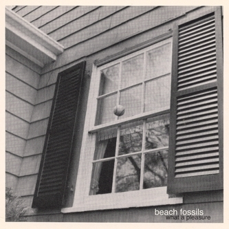 What A Pleasure by BEACH FOSSILS - LP - Boomkat - Your independent music specialist