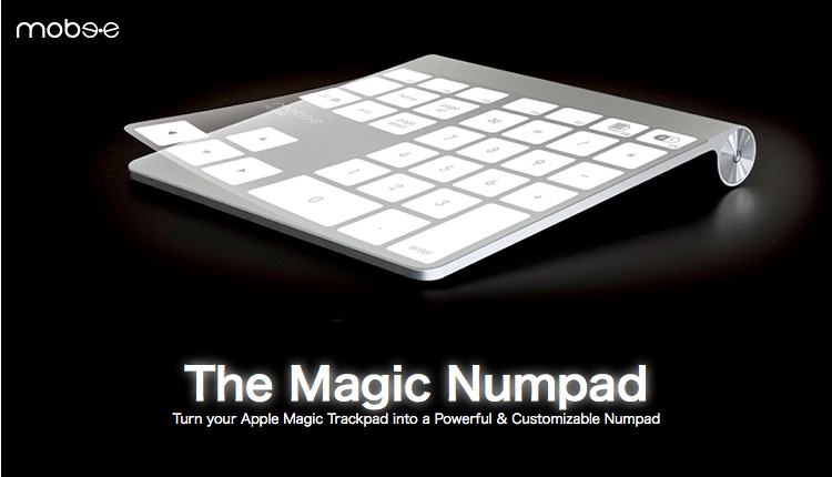 The Magic Numpad