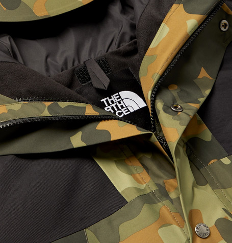 The North Face - 1990 Mountain Camouflage-Print GORE-TEX Jacket