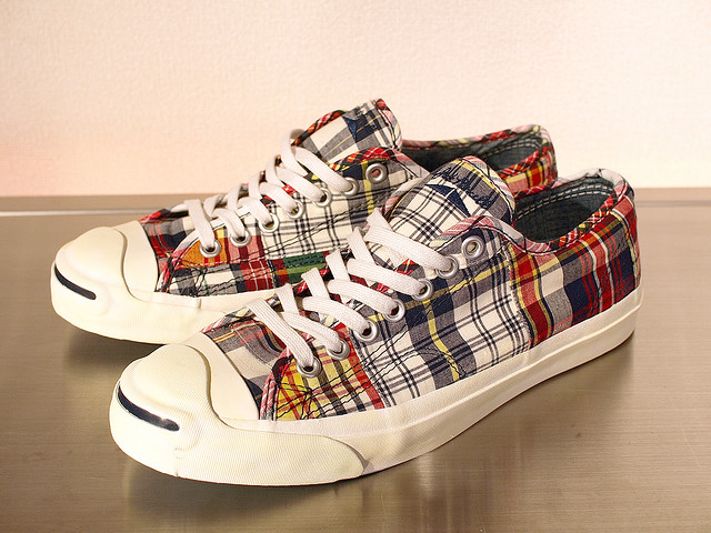 All sizes   Converse x J.Crew / Jack Purcell Patchwork LTT OX   Flickr - Photo Sharing!