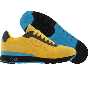 BAIT x Asics GT-II Rings Pack - Yellow Ring (yellow / black) Shoes H20EJ-0590   PickYourShoes.com