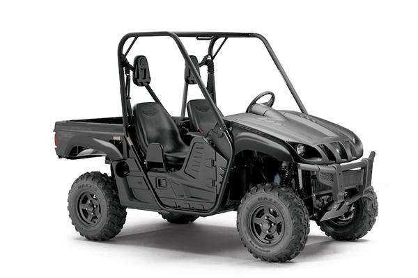 Yamaha Introduces New Tactical Black Special Edition Grizzly 700 and Rhino 700 Vehicles