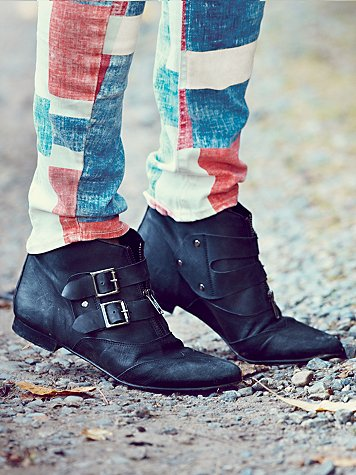 Free People Muse Ankle Boot at Free People Clothing Boutique