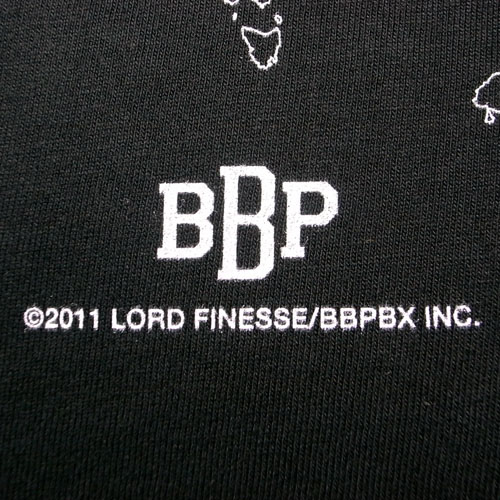 """LORD FINESSE × BBP """"FUNK EXCHANGE TOUR"""" TEE"""