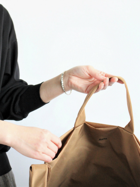 Aeta SHOULDER TOTE S (AB02) (AIRBAG COLLECTION) - ALPOA online store