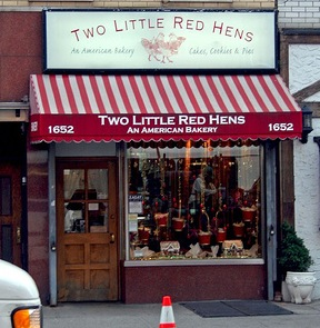 The best Cheesecake in New York! - Review of Two Little Red Hens, New York City, NY - TripAdvisor