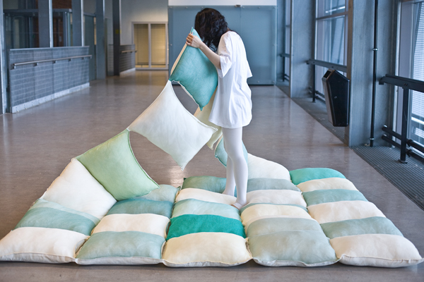 Pillow Blanket | Joon&Jung