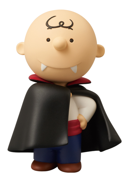 MEDICOM TOY - UDF PEANUTS シリーズ2 CHARLIE BROWN(VAMPIRE Ver.)