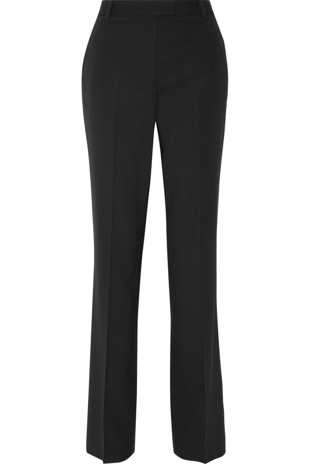 3.1 Phillip Lim | Stove stretch-wool straight-leg pants | NET-A-PORTER.COM