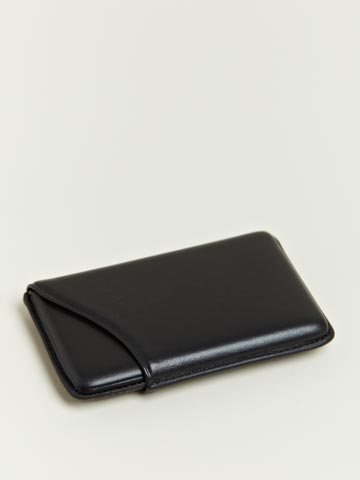 Ann Demeulemeester Women's Leather Philly Card Holder | LN-CC