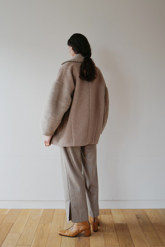 BOA COMBINATION COCOON P COAT OUTER(アウター) CLANE OFFICIAL ONLINE STORE