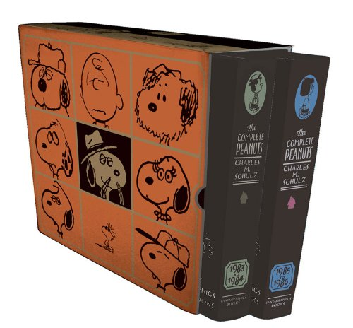 Amazon.co.jp: The Complete Peanuts 1983-1986: Charles M. Schulz: 洋書