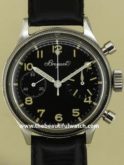 1954 Breguet Type XX Chronograph For French Aeronavale: A Study In The Archetype — HODINKEE - Wristwatch News, Reviews, & Original Stories