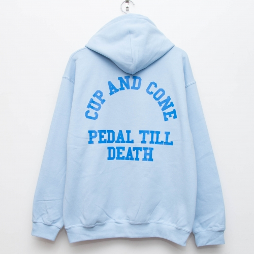 PTD Eco Hoodie - Blue - cup and cone WEB STORE