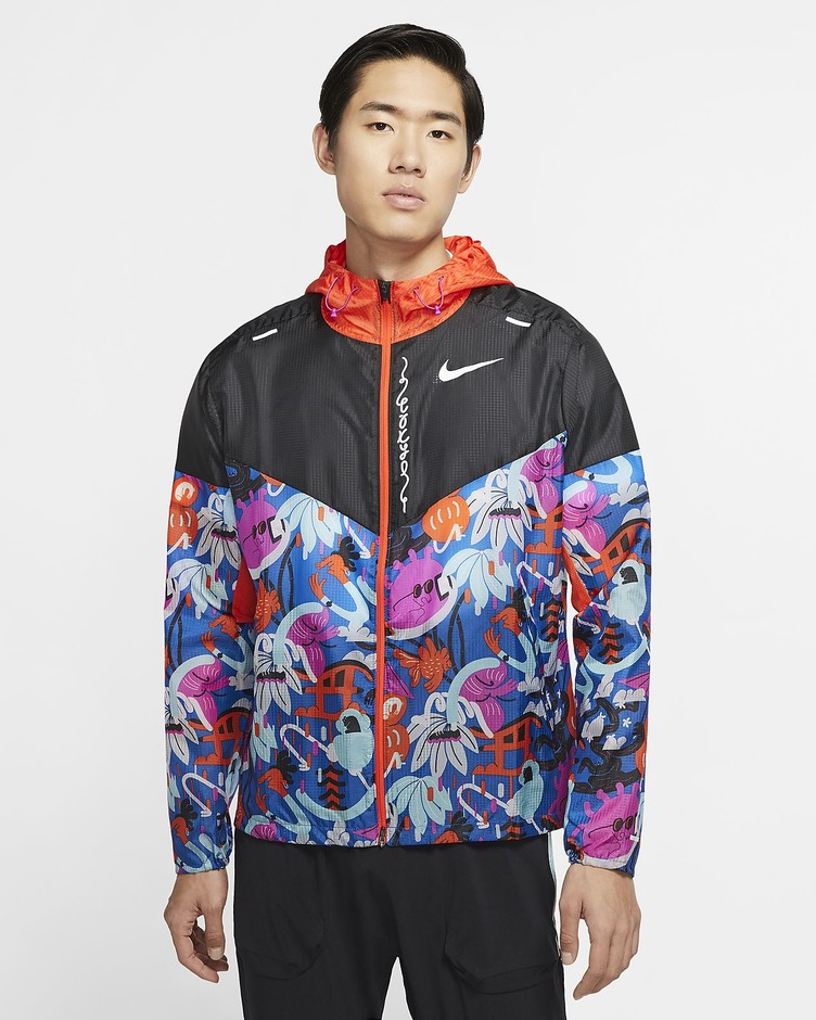 Nike Windrunner Men's Running Jacket. Nike.com