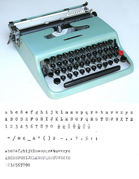 We Made This: Olivetti Lettera 22