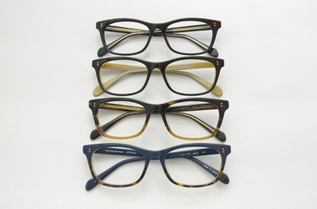 【OLIVER PEOPLES】 NEW COLLECTION Vol.1 | 渋谷区恵比寿の眼鏡(メガネ)Continuer Blog / コンティニュエブログ