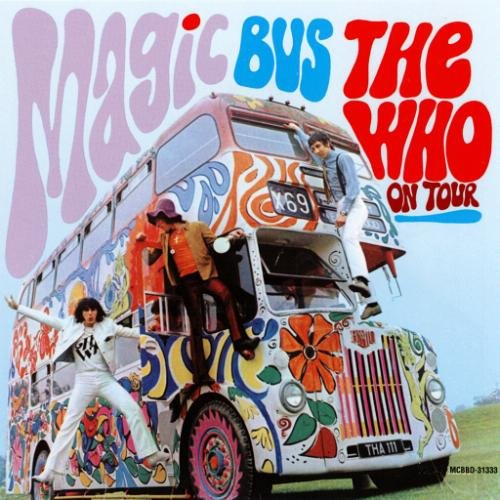 Amazon.com: Magic Bus: Who: Music