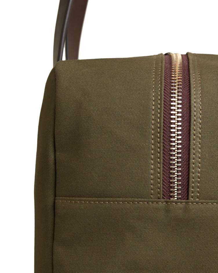 Trunk Zipped Tote Bag Green – Trunk Clothiers