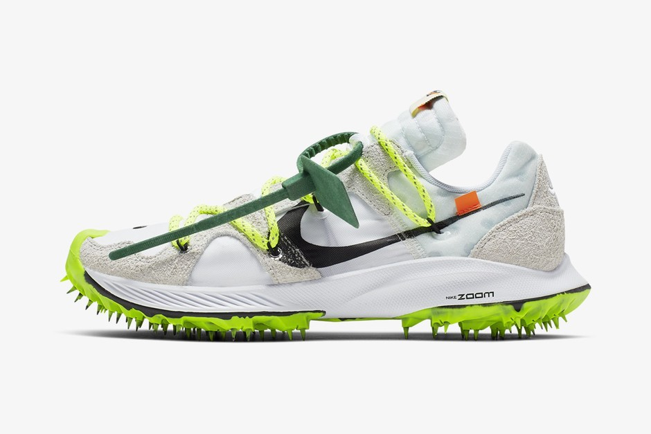 OFF-WHITE x Nike Zoom Terra Kiger 5: Official Release Information
