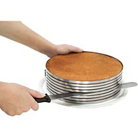善iece of Cake Layer Slicing Kit | create perfect layers Kitchen Krafts