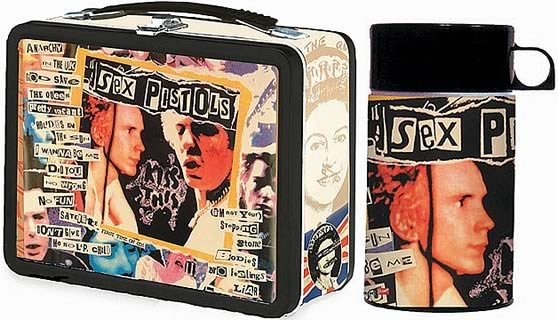 Sex Pistols Lunchbox - NECA - Sex Pistols - Lunch Boxes at Entertainment Earth Item Archive