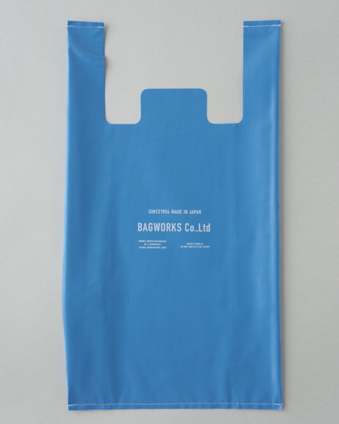 【BAGWORKS CONVENIENCEMAN L ブルー】【包装】【のし】 遊 中川・粋更kisara・中川政七商店 公式通販サイト