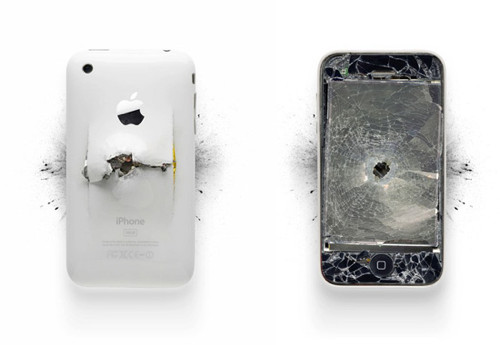Apple Destroyed Products | K