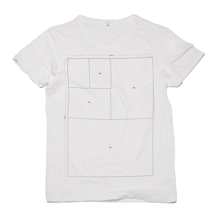 Tcollector - A3, A4, A5, A6おもしろTシャツ