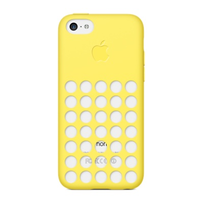 iPhone 5c Case - Yellow - Apple Store (U.S.)