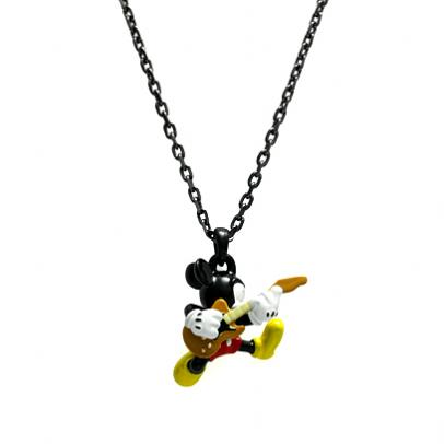 MICKEY MOUSE NECKLACE TYPE 3 - JAM HOME MADE OFFICIAL ONLINE SHOP | ジャムホームメイド オフィシャル オンラインショップ